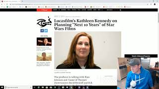 Kathleen Kennedy Suddenly Has A Plan For Star Wars?