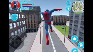 Best Games for Kids-Strange Hero Future Battle - Spiderman Games| Super Hero Games iPad Gameplay - YouTube