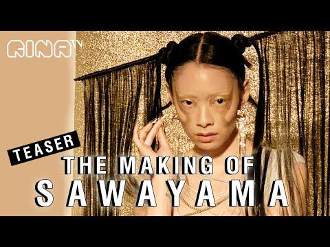🧡 The making of SAWAYAMA - TEASER | Rina Sawayama
