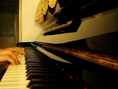 東方神起 - Kiss the Baby Sky [Chorus only] (Piano)