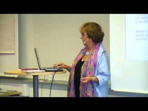 Möter vi barns behov i Sverige?,  Gunilla Niss, Almedalen 2014-07-03