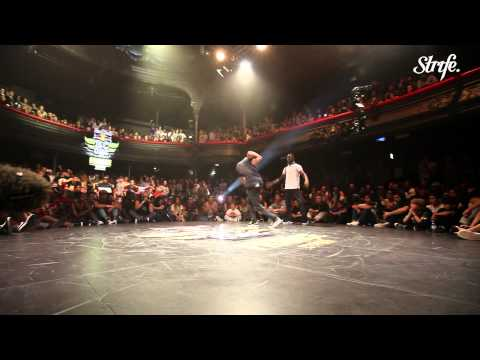 Baixar Red Bull BC One Paris Cypher Trailer | Strife.
