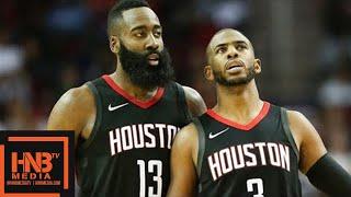 Houston Rockets vs Portland Trail Blazers Full Game Highlights / Week 8 / Dec 9
