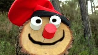Conte Un dia al bosc: el tió d'Argençola