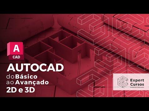 Imagem de  AutoCAD Expert Vídeo 1