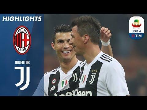Milan 0-2 Juventus | Ronaldo And Mandžukić Conquer San Siro | Serie A