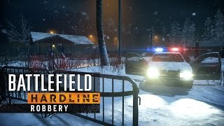 Battlefield Hardline: Robbery - Precinct 7 Map Fly-Through