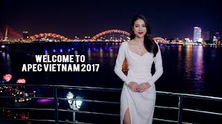 Welcome to APEC Viet Nam 2017 - Miss Universe Phạm Hương