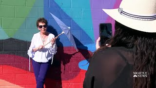 Meet The Senior Style Icons Taking Over Social Media | NBC Nightly News