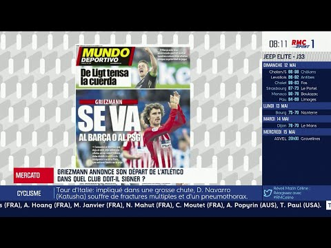 Liga : Le PSG et l'opportunité Griezmann