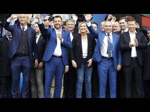 """Körvonalazódik egy szélsőjobboldali frakció az Európai <span class=""""search-everything-highlight-color"""" style=""""background-color:orange"""">Parlamentben</span>"""