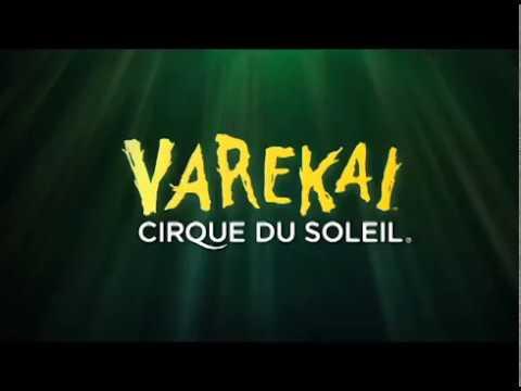 Varekai - Cirque Du Soleil // Oslo