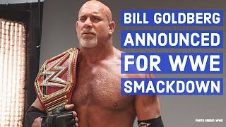Goldberg News, Pictures, Videos and Biography - Wrestling Inc