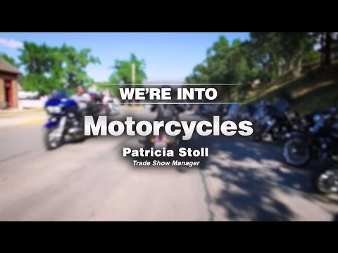 A Company of Enthusiasts: We're Into Motorcycles
