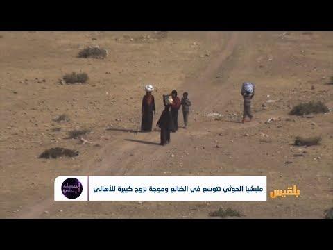 المساء اليمني | سقوط الحشاء بالضالع.. مليشيا الحوثي على أبواب الجنوب مجددا | تقديم: آسيا ثابت