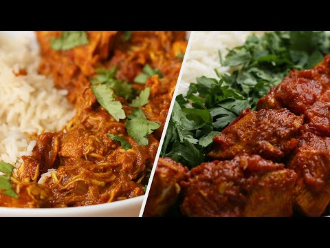 Mouth-Watering Indian Food Recipes ? Tasty