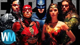 Top 10 Things We Want To See In The Justice League Movie