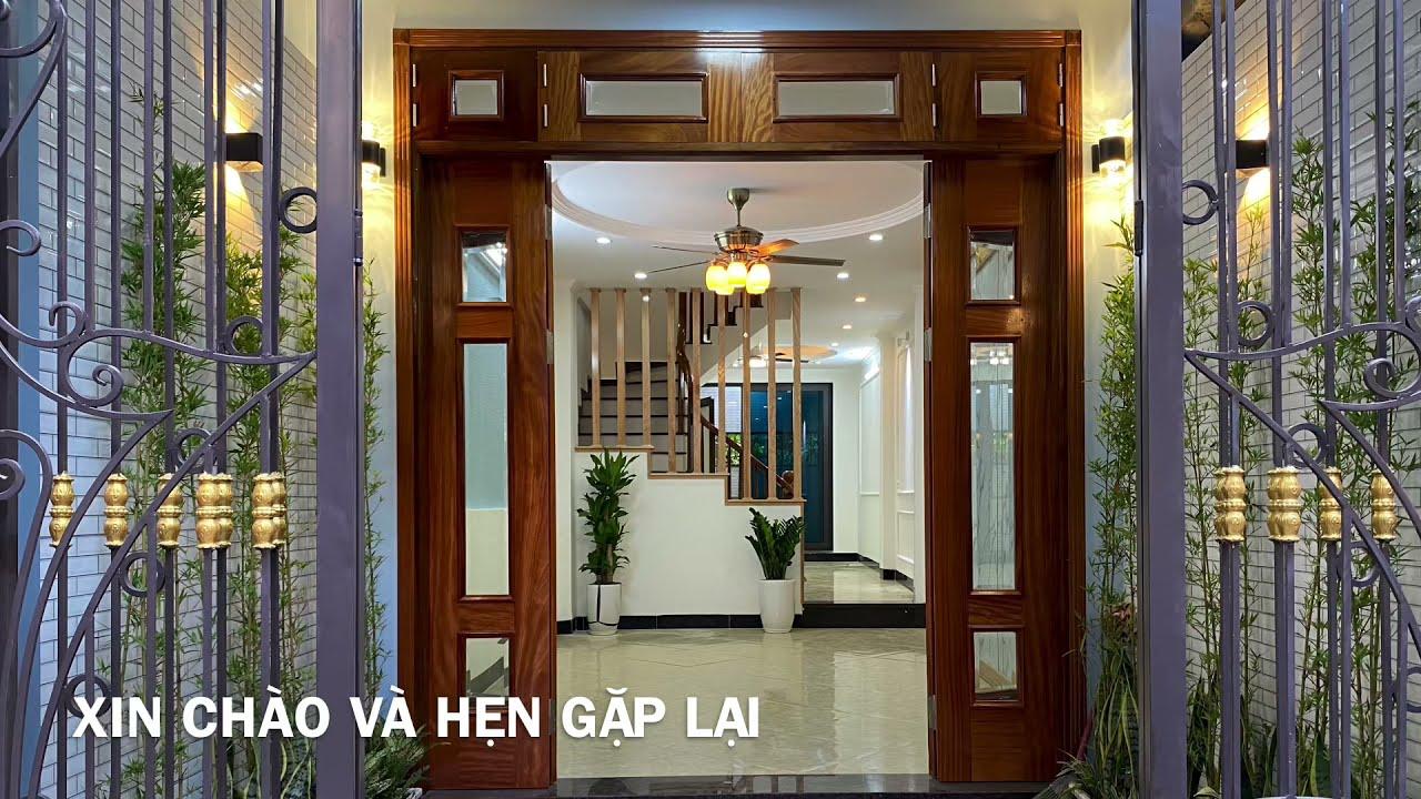 Bán nhà DT 57m2 - ngõ rộng ô tô, kinh doanh cực đỉnh - tại 460 phố Khương Đình, quận Thanh Xuân video