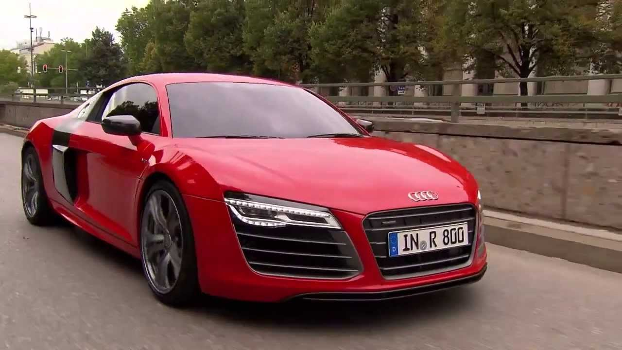 2014 audi r8 v10 plus youtube. Black Bedroom Furniture Sets. Home Design Ideas