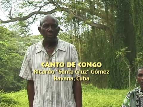 "Canto De Congo II - Ricardo ""Santa Cruz"" Gómez"
