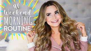 My Weekend Morning Routine! | Rosanna Pansino