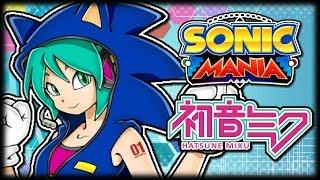 Sonic Mania - Palmtree Panic Zone - Walkthrough