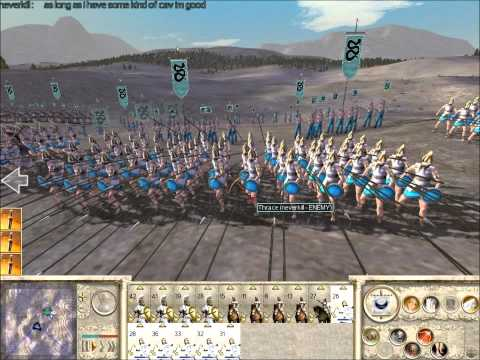 Rome Total War Online Battle #2025: 6 player FFA (Live-Commentary)