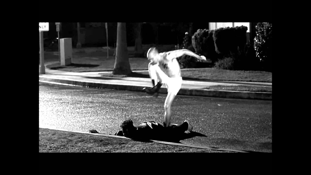 American History X Epic Curb Stomp (With Music From ...