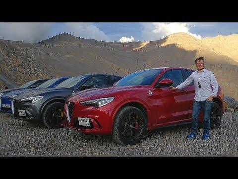 "Alfa Romeo Stelvio Quadrifoglio DRIVEN: The BEST SUV on the Market"" (REVIEW) - Sub ENG"