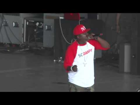 Jadakiss - All For The Love - Rock The Bells - PNC Holmdel, NJ - 09.01.12