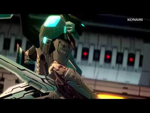 ZONE OF THE ENDERS: The 2nd Runner - M∀RS Trailer