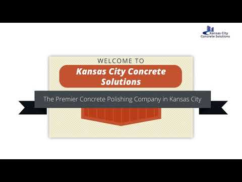 Benefits of Concrete Polishing in Kansas City