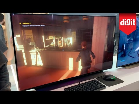 Will LGs New 48-inch CX Series OLED TV Be Your Next Gaming Monitor?