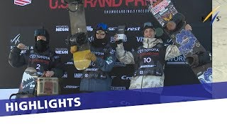 Hirano tops the field in Copper Mountain Halfpipe | Highlights