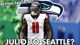 Seahawks are FAVORITES to TRADE for Julio Jones - Seahawks Fan Reacts to Trade Rumors