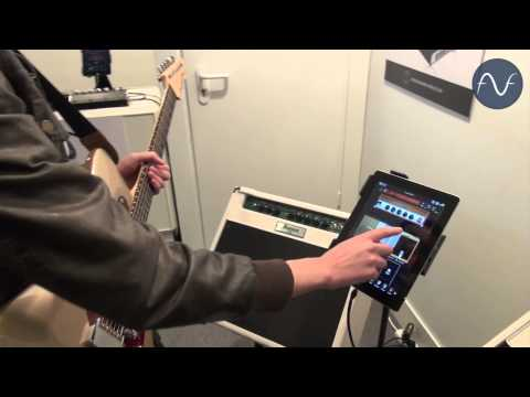 [Musikmesse] Sonoma Wireworks Guitar Jack Stage