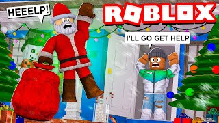 The WORST Christmas Ever In Roblox!