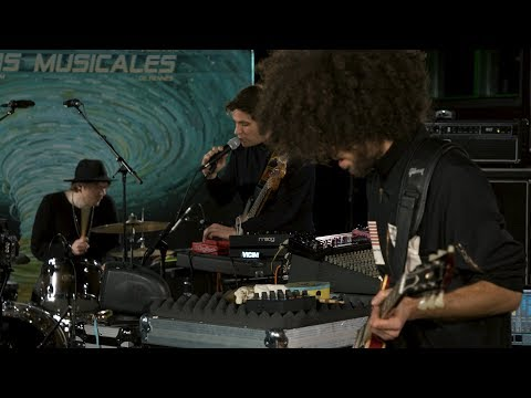 MADMADMAD - MOUSE ROCK (Live on KEXP)