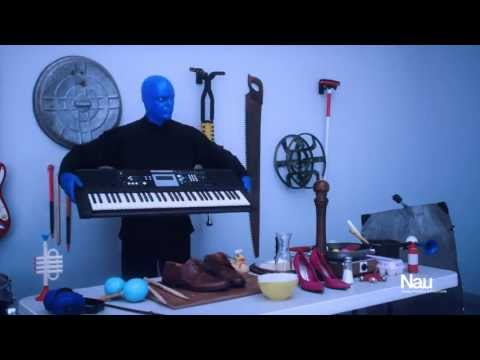 Blue Man Group - Nau Shorts