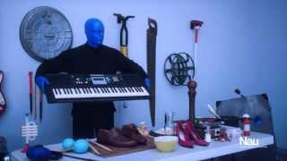 Blue Man Group - Nau Shorts