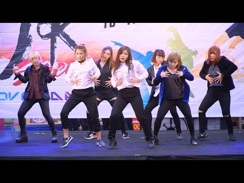 161210 ABC cover BTS - Blood Sweat & Tears + FIRE @ J&K Cover Dance 2016