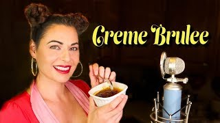 Creme Brulee Is 🥄 Delicious ASMR