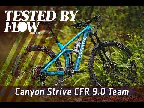 LONG TERM TEST: CANYON STRIVE CFR 9.0 TEAM