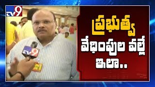 TDP leader Yanamala says no need to worry about defections..