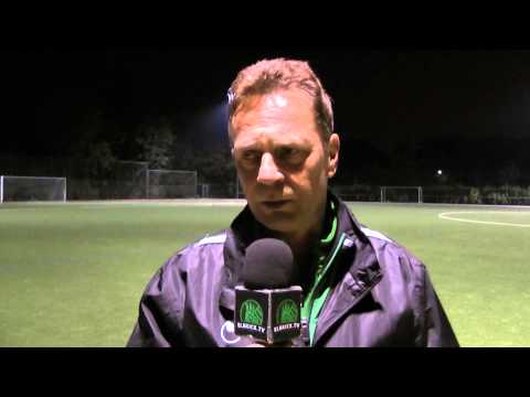 Hendrik Freese (Co-Trainer SV Nettelnburg-Allermöhe) und Alexander Ramazan Kaya (FC Elazig Spor) - Die Stimmen zum Spiel (SV Nettelnburg-Allermöhe - FC Elazig Spor, Bezirksliga Ost) | ELBKICK.TV