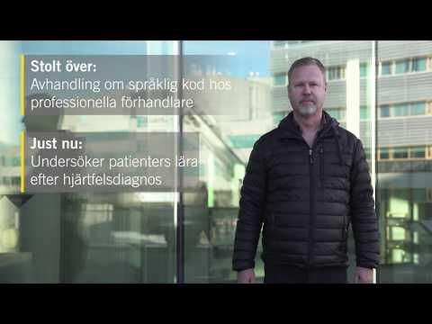 Mats Landqvist - Professor i svenska