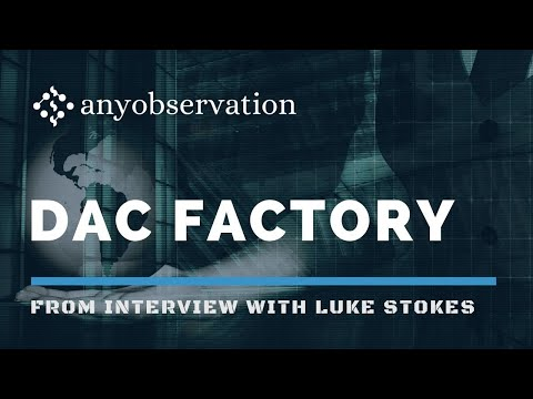 Get your own DAC with the EOSDAC dacfactory | Decentralized ownership