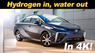 2016 / 2017 Toyota Mirai Detailed Review and Road Test | In 4K UHD!