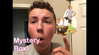 Danny Duncan Mystery Box Unboxing 2018!!