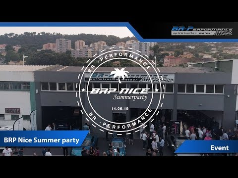 ☀️ BRP Nice - Summer Party ☀️